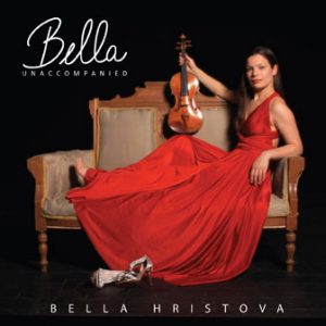 Bella Unaccompanied CD cover